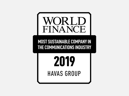Havas Group (2019) Award
